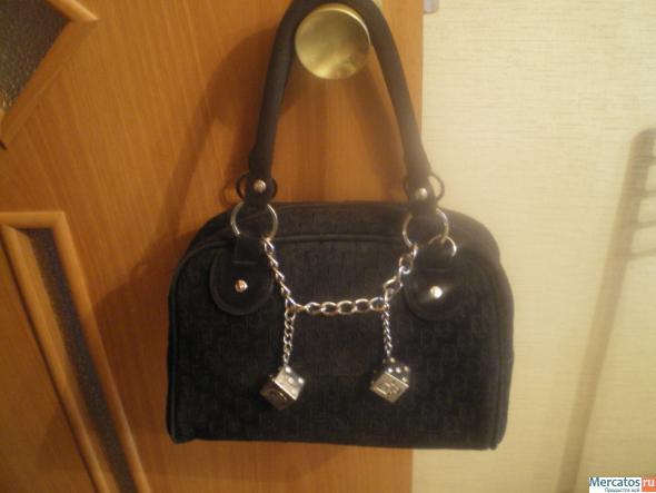 сумка Christian Dior оригинал, Средние.