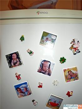 Магнит на холодильник с вашим фото