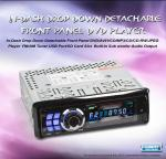 Автомагнитола Pioneer DVD/SVCD/VCD/MP3/MP4/WMA/CD/Picture-CD/Pho
