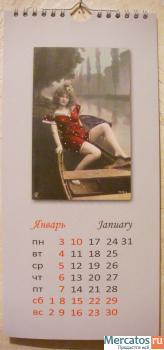 Календарь 2011. Купальный сезон. Старинные фотооткрытки 2