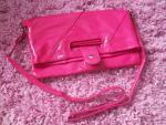 Дамская сумка клатч, розовый.