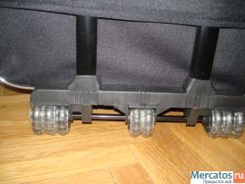 Продаю чемодан ORMI 60х40х22см купили в Италии Москва.