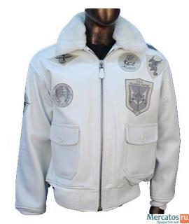Кожаные куртки ВВС США. Клубные куртки