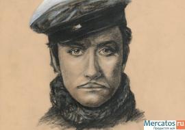 Нарисую портрет с фотографии 2