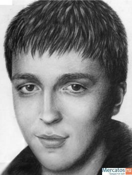 Нарисую портрет с фотографии 3