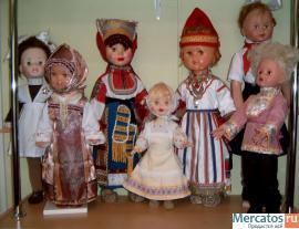 Куклы 60-х годов