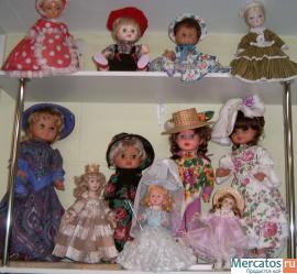 Куклы 60-х годов 2
