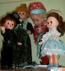 Куклы 60-х годов 4