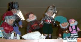 Куклы 60-х годов 7