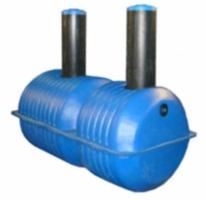 Септик АСО-1, объёмом 2,5 м/куб. для канализации загородного дом