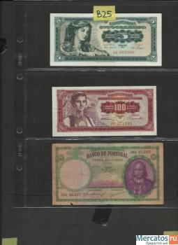 Продам бумажные деньги 4