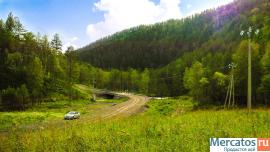 Земельный участок в Горном Алтае 9 гектаров за 4 млн.руб.