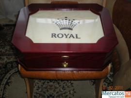 Эксклюзивные столовые приборы royal