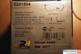 тормозные колодки Mazda (комплект) 3