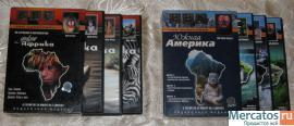 """Подар. изд. док. ф-ов BBC """"Дикая Африка"""" (3 DVD) и """"Южная Америк 2"""