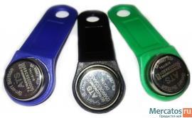 Ключи Touch Memory, Брелки, карты EM Marine