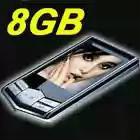 "8GB Новый 1.8""LCD MP3 MP4 Радио FM Плеер Player"