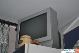 Кронштейн для телевизора (14 дюйм) с подставкой под видео 5