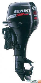 Продаются подвесные моторы Suzuki DF40, Yamaha 55, Mercury 60, T