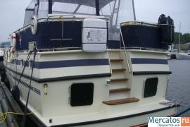 Продаётся стальная моторная яхта Levanto 44 2