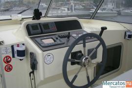Продаётся стальная моторная яхта Levanto 44 3