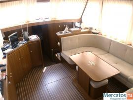 Продаётся стальная моторная яхта Levanto 44 4
