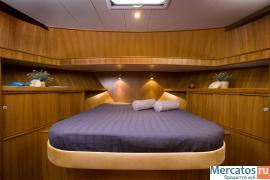 Продаётся стальная моторная яхта Levanto 44 5