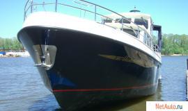 Продаётся стальная моторная яхта Levanto 44 HT