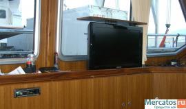 Продаётся стальная моторная яхта Levanto 44 HT 2