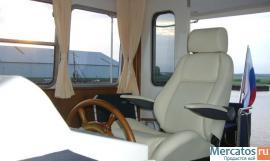Продаётся стальная моторная яхта Levanto 44 HT 4