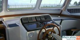 Продаётся стальная моторная яхта Levanto 44 HT 5