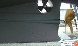 Продаётся стальная моторная яхта Levanto 44 HT 6