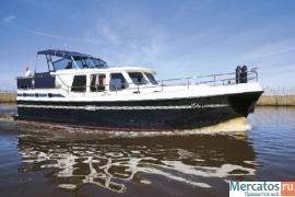Стальные моторные яхты из Голландии. 4