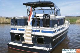 Стальные моторные яхты из Голландии. 5