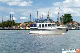 Стальные моторные яхты из Голландии. 6