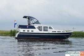 Стальные моторные яхты из Голландии. 8