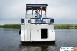 Стальные моторные яхты из Голландии. 9