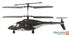 Радиоуправляемый вертолёт SYMA S018 Aurora Airwolf (новый) 3