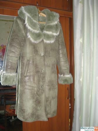дубленки купить бу бу Москва Для женщин