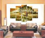 Картины для интерьера, диптих, триптих, полиптих.
