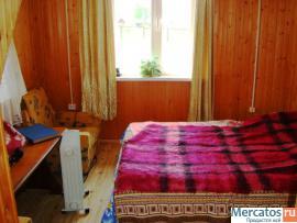ПМЖ. Недорого продам двухэтажный кирпичный дом, 15 соток