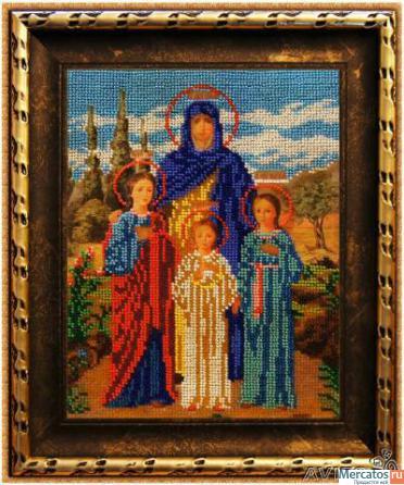 Продам картины и иконы из бисера ручной работы.Оформлены в багет со стеклом.Отличный подарок близким и друзьям.