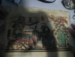 Живопись, папирус