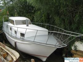 Продается корпус мореходного катера