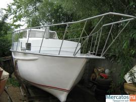 Продается корпус мореходного катера 2
