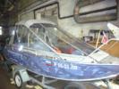 Тент на лодку беркут
