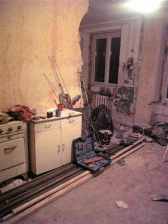 Фото ремонта квартир - Фотографии ремонта хрущевки.