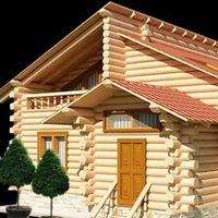 Продажа деревяных срубов от производителя