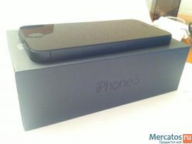 Apple iPhone 5 (Latest Model) - 64GB - Black & Slate (AT&T) Smar