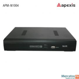 Apexis APM-N1004 High definition Network Video Recorder (NVR)